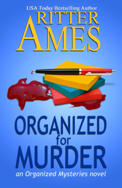 Organized for Murder book