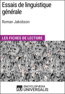 Essais de linguistique générale de Roman Jakobson Book Cover