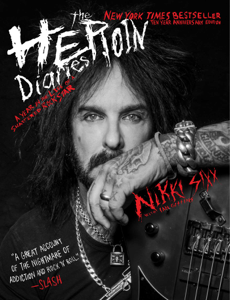 The Heroin Diaries Book Cover