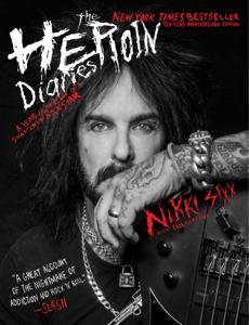 The Heroin Diaries Copertina del libro
