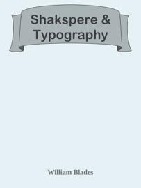 Shakspere Typography