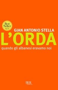 L'orda Book Cover