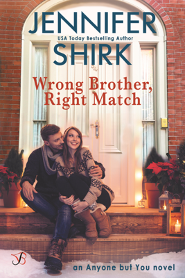 Wrong Brother, Right Match - Jennifer Shirk book