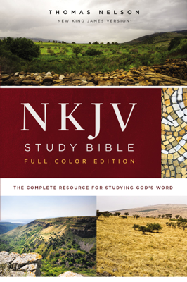 NKJV Study Bible, Full-Color, eBook - Thomas Nelson book