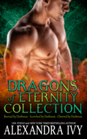 Alexandra Ivy - Dragons of Eternity Collection artwork