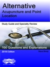 Alternative-Acupuncture And Point Location