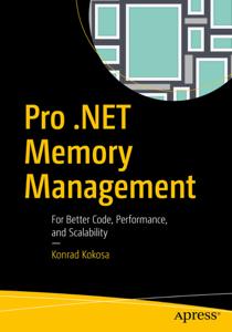 Pro .NET Memory Management Boekomslag