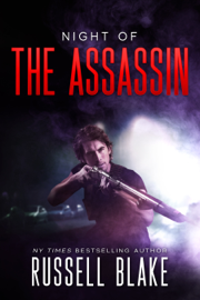 Night of the Assassin book