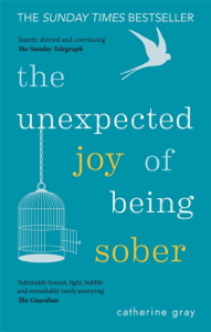 The Unexpected Joy of Being Sober La couverture du livre martien