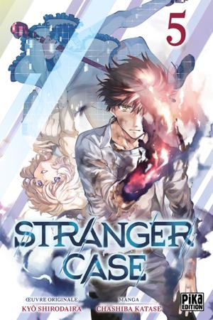 Stranger Case T05 - Chashiba Katase & Kyo Shirodaira