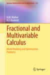 Fractional And Multivariable Calculus