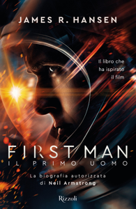First man - Il primo uomo Libro Cover