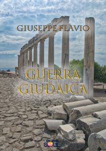 Guerra Giudaica Libro Cover