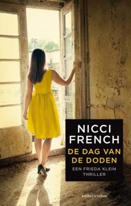 De dag van de doden Door Nicci French Boekomslag