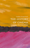 The History of Cinema: A Very Short Introduction Book Cover