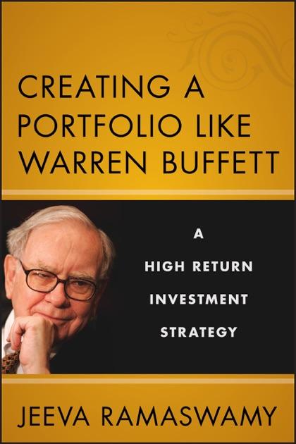 books creating a portfolio like warren buffett rh itunes apple com