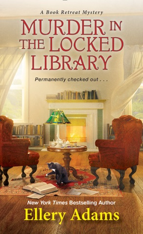 Murder in the Locked Library PDF Download