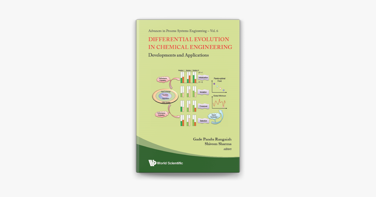 Differential Evolution In Chemical Engineering On Apple Books
