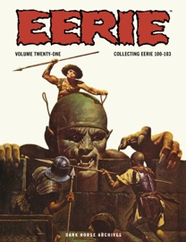 EERIE ARCHIVES VOLUME 21