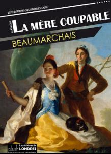 La mère coupable Libro Cover