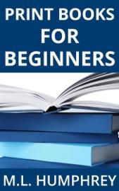 Print Books For Beginners