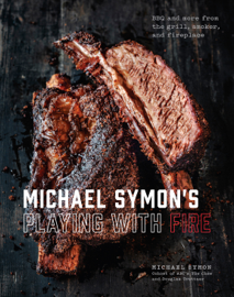 Michael Symon's Playing with Fire book