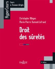 Droit Des Suret S