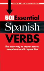 501 Essential Spanish Verbs book