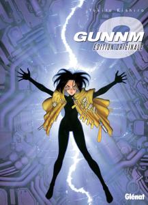 Gunnm - Édition originale - Tome 09 La couverture du livre martien