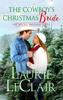 Laurie LeClair - The Cowboy's Christmas Bride  artwork