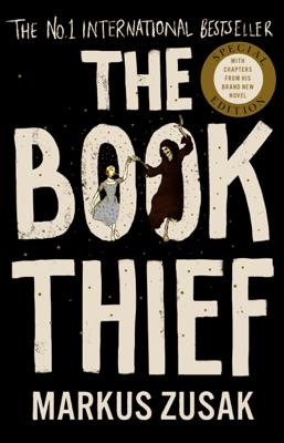 Markus Zusak - The Book Thief book