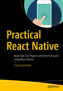 Practical React Native Libro Cover