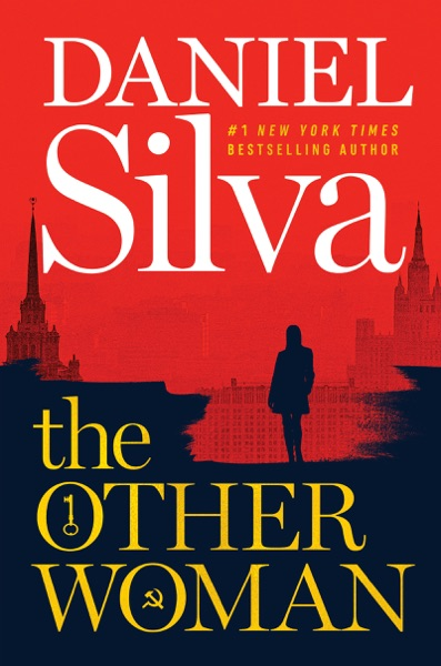 The Other Woman - Daniel Silva book cover