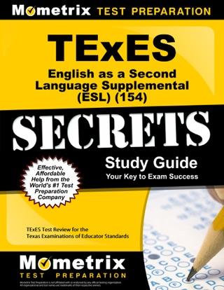 TExES 158 Physical Education EC 12 Exam Secrets Study