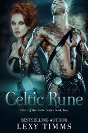 Celtic Rune book