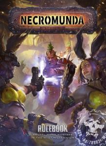 Necromunda: Rulebook Book Cover