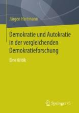 Demokratie Und Autokratie In Der Vergleichenden Demokratieforschung