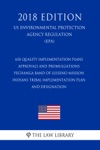 Air Quality Implementation Plans - Approvals And Promulgations - Pechanga Band Of Luiseno Mission Indians - Tribal Implementation Plan And Designation US Environmental Protection Agency Regulation EPA 2018 Edition