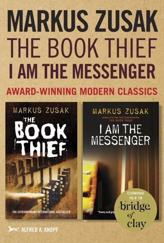 Markus Zusak - Markus Zusak: The Book Thief & I Am the Messenger
