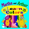 Martha And Arthur Learn Colors