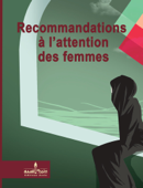 Recommandations à l'attention des femmes