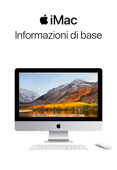 Informazioni di base su iMac