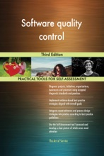 Software Quality Control Third Edition