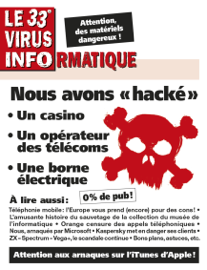 Le 33e Virus Informatique