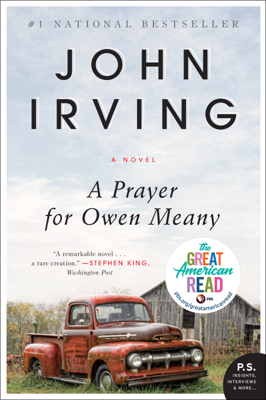 A Prayer for Owen Meany - John Irving book