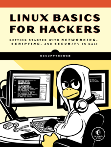 Linux Basics for Hackers La couverture du livre martien