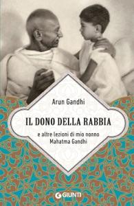 Il dono della rabbia e altre lezioni di mio nonno Mahatma Gandhi Book Cover