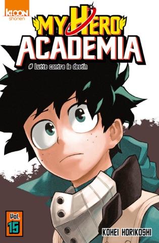My Hero Academia T15 PDF Download