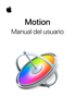 Apple Inc. - Manual del usuario de Motion ilustraciГіn