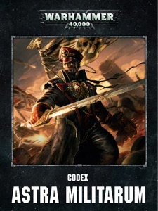 Codex: Astra Militarum Enhanced Edition Book Cover